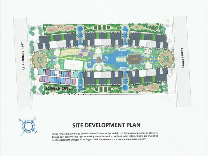 Location Site Development Plan Karasa Urban Resort